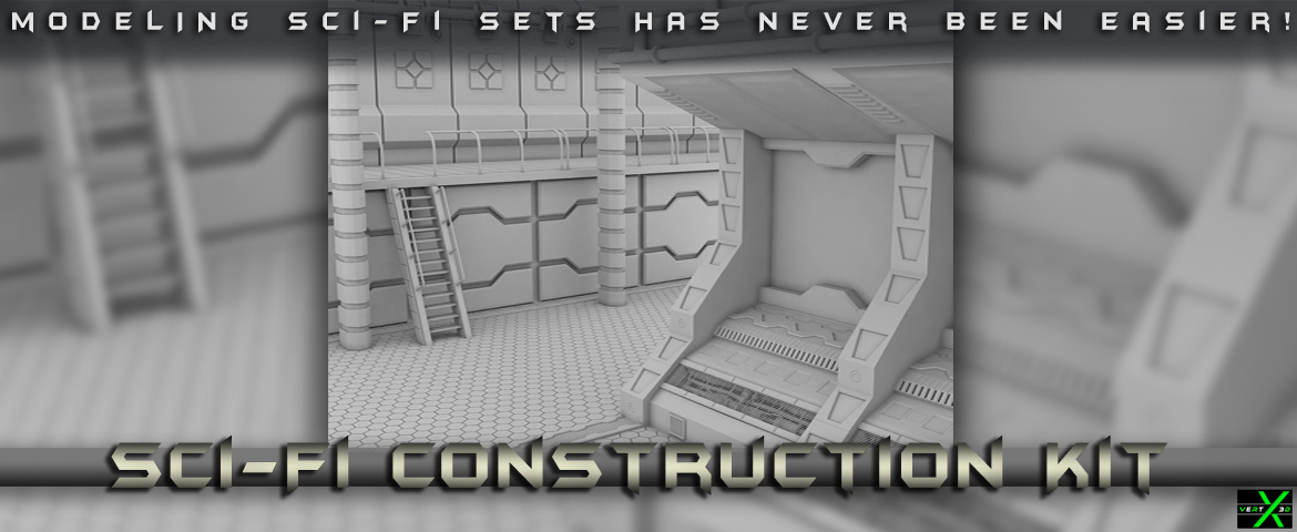 Sci-Fi Construction Kit